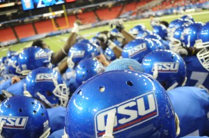 Georgia State football prepares for National Signing Day on Feb. 6. Graham Robson | THE SIGNAL