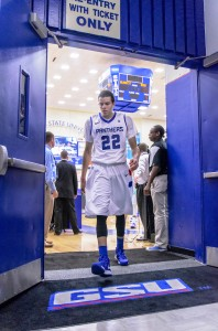 R.J. Hunter leads the Panthers in scoring with over 17 points per game. Patrick Duffy | THE SIGNAL