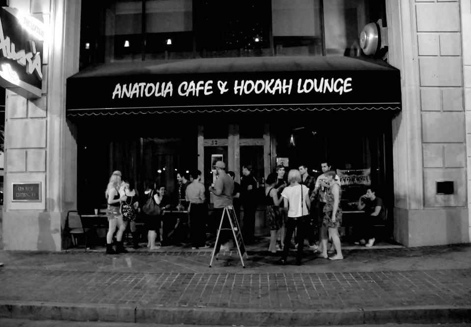 Anatolia's Cafe