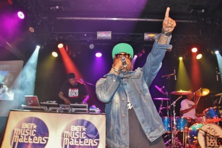 Submitted Photo A3C features Atlanta's own Big Boi of Outkast.