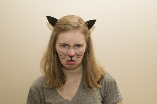 Grumpy Cat PHOTO BY RUTH PANNILL | THE SIGNAL