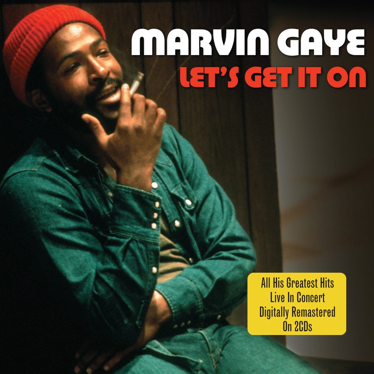 Marvin gaye lets get it on song