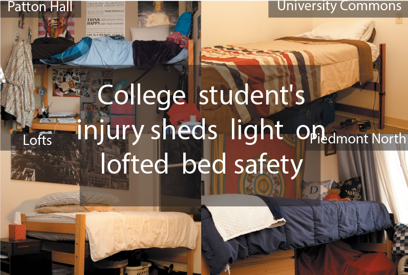 College student's injury sheds light on lofted bed safety   The Signal