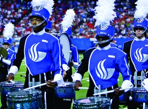 The Georgia State marching band will get to perform at the Presidential Inauguration. The band established three years ago.