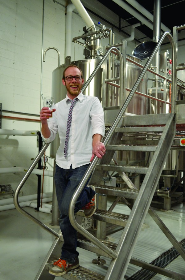 Terah Boyd | The Signal   Jonathan Baker left his day job to pursue his real passion: beer.
