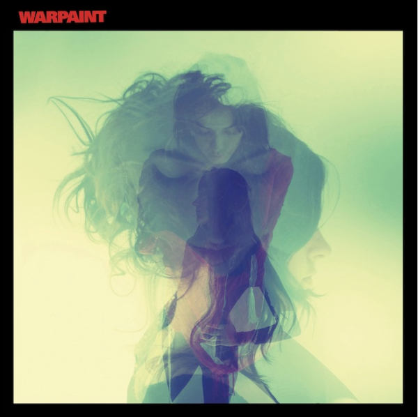 Cover art for album 'Warpaint'