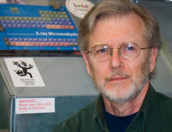 Robert Simmons is a scientist, photographer, former bartender and current Georgia State professor