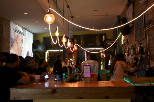 Erosol, also known as Department Store, has flourished into one the hottest bars on Edgewood Avenue. hotos by Nadia Deljou   | The Signal
