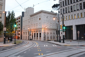The Bell Building on Auburn Avenue Photo by Jade Johnson | The Signal archives