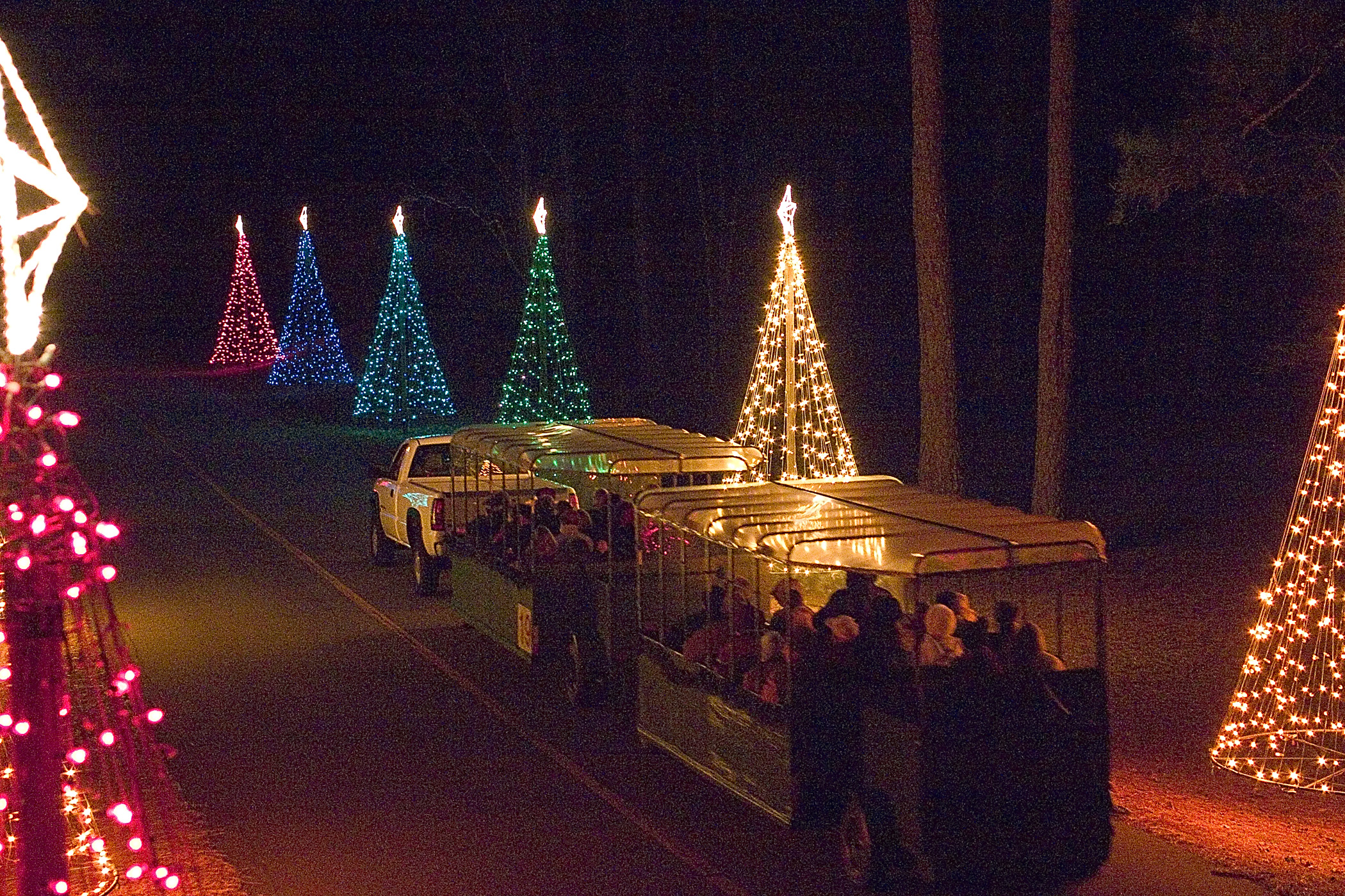 Callaway Gardens Christmas Lights.Brightening Traditions Making This Holiday Season Magical