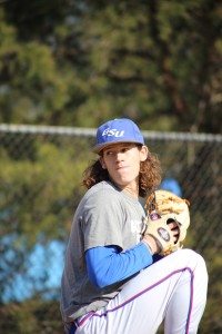 Wayne Wages led the Panthers by pitching 80.1 innings in the 2016 season. Photos by Dayne Francis   The Signal