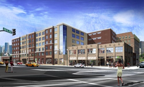 Fall 2016 design plans for 200 Edgewood. Photo submitted