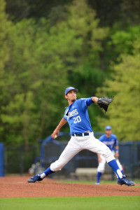 Former Georgia State pitcher  Nathan Bates Photo Submitted by Georgia State Athletics