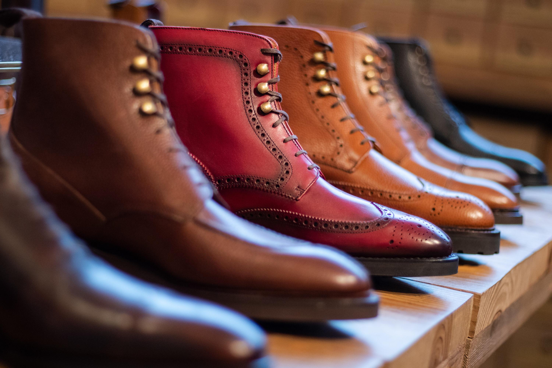 57e77ee3e0fa Sole Searching: Artisanal shoe shop celebrates fourth year in ...