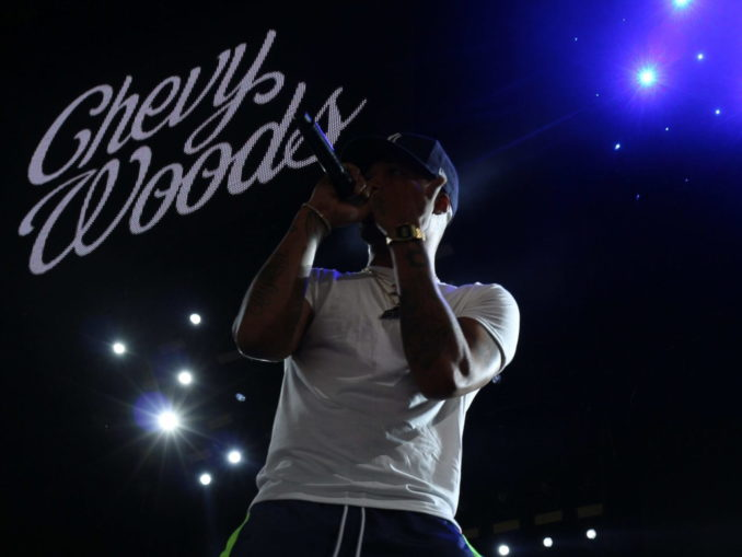 Chevy Woods performs in the 2019 Decent Exposure Tour