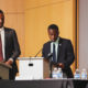 Kaelen Thomas and Nigel Walton faced off on the debate stage, now they will face off in the runoff election. Photo by Shel Levy | The Signal