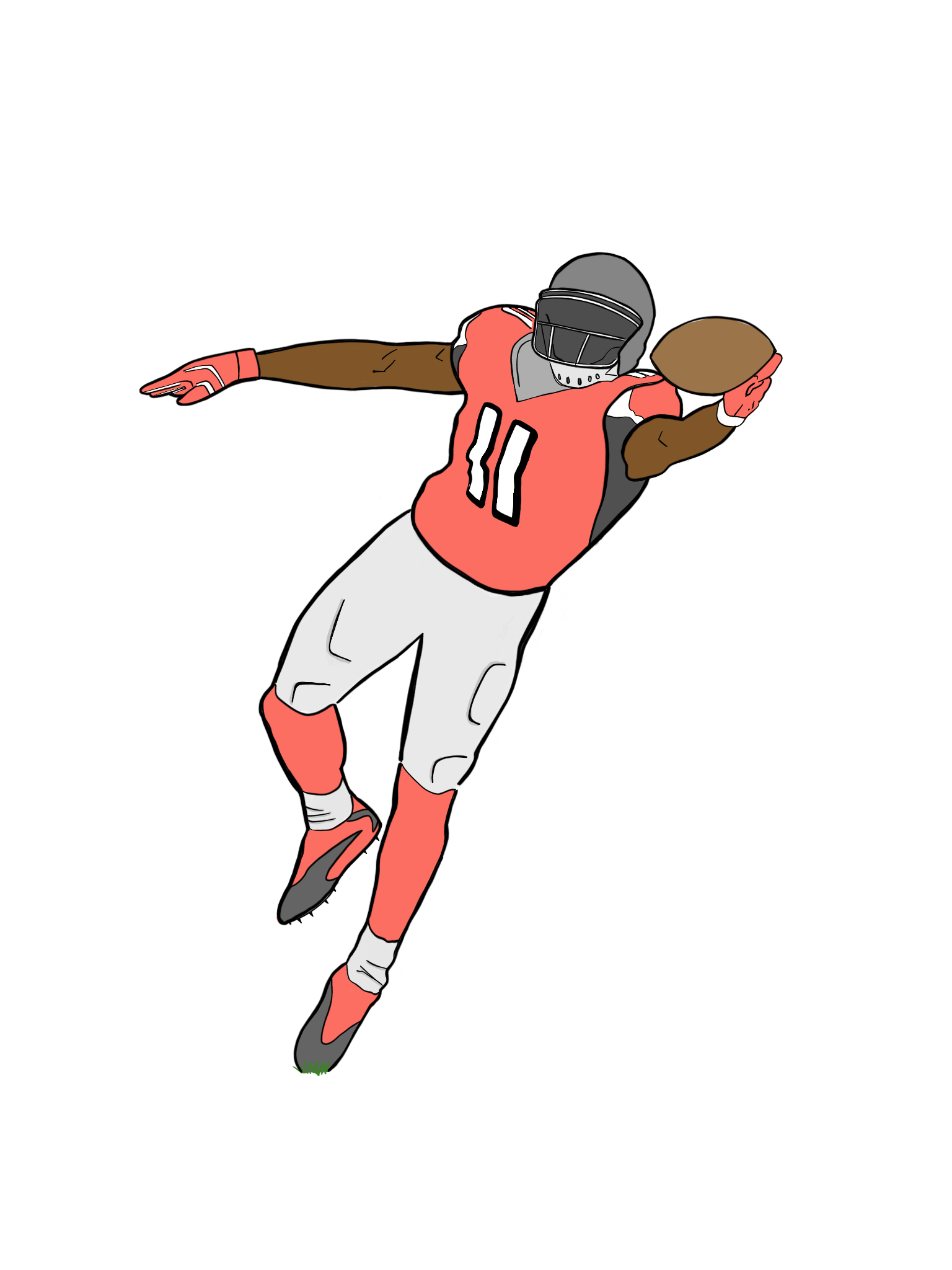 How Did We Forget About Julio Jones The Signal