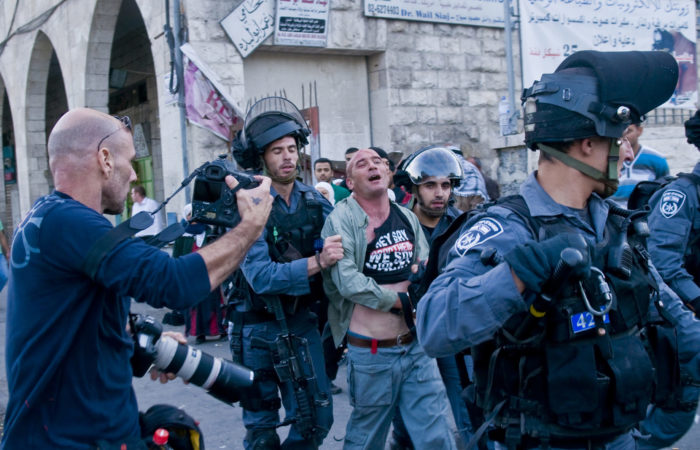 GSUPD has been working with Israel through the GILEE program since 1992 and has yet to pull out from it, even after the highly-publicized human rights violations from the Israeli Police Force. Photo by kobbydagan on depositphotos.com
