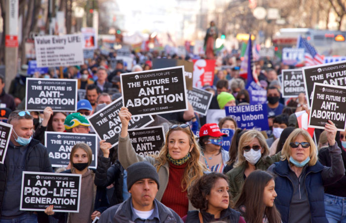 The Heartbeat Bill, passed in 2019, was finally banned! which protects a woman's right to have an abortion. Photo by Sheilaf2002 on depositphotos.com